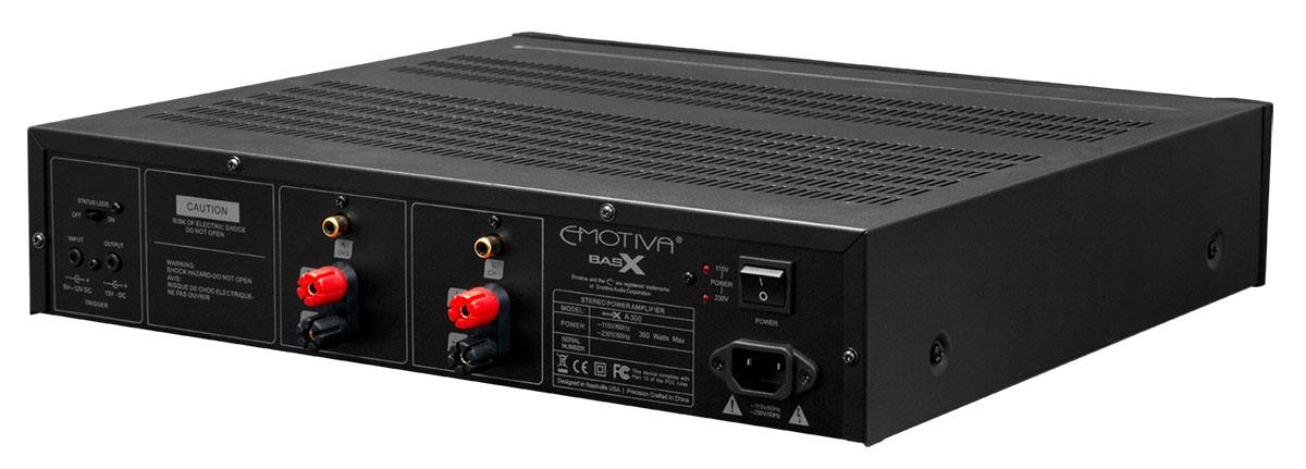 Emotiva BasX A-300 Amplifier