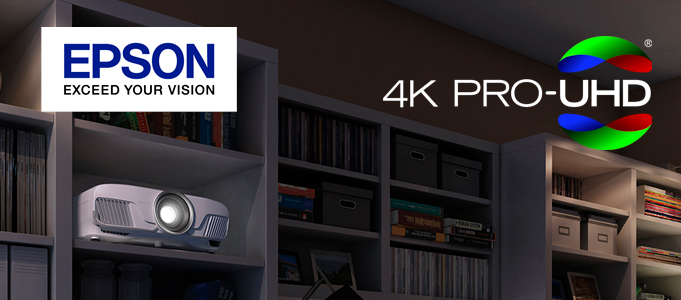 FIRST LOOK: EPSON 2019 PRO-UHD 4K PROJECTOR RANGE