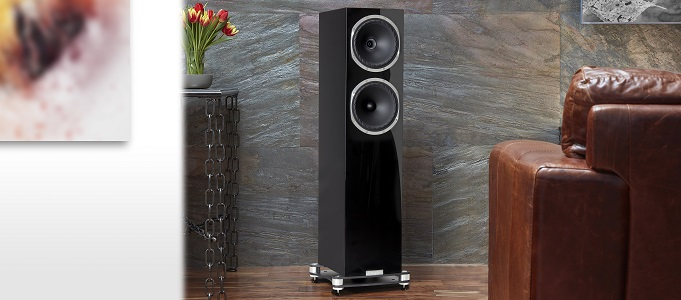 FYNE AUDIO'S SPECIAL PRODUCTION 502SP LOUDSPEAKER HEADS DOWNUNDER