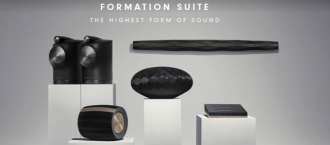 Bowers & Wilkins Formation Series First Impressions