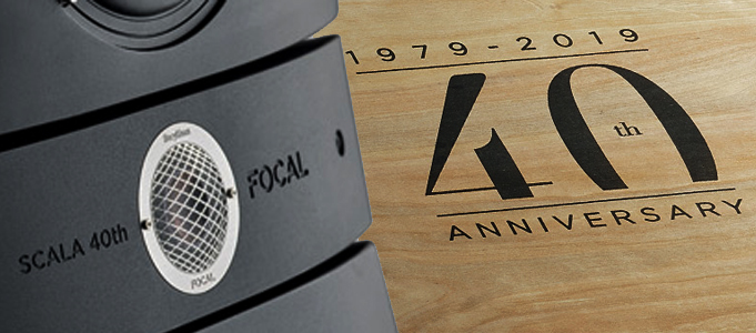 CELEBRATING 40 YEARS OF FOCAL