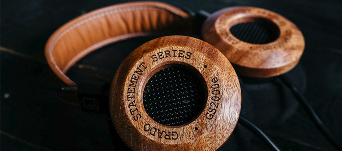 Grado's High End Complement, GS2000e