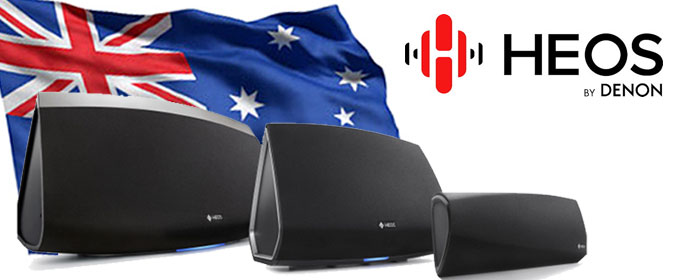 HEOS BY DENON, IS TRUE BLUE