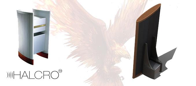 Halcro Speakers & Amplifiers