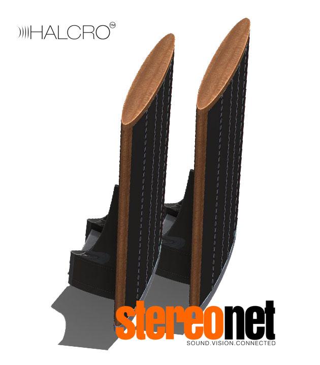 Halcro Electrostatic Speakers