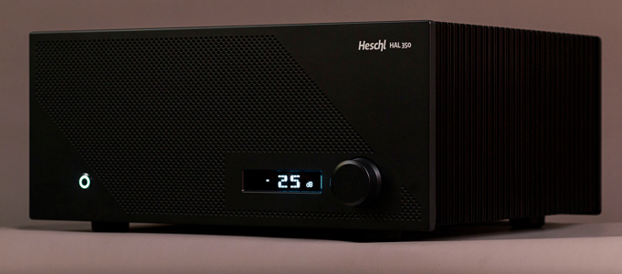 Heschl Audio Labs HAL350 DAC Amplifier Review