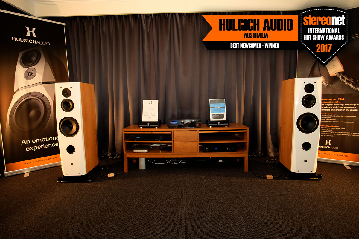 Best Newcomer - Hulgich Audio