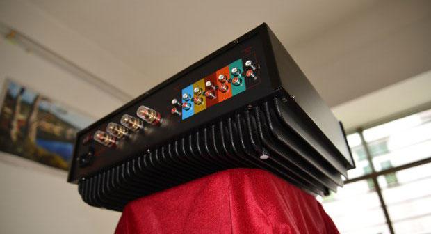 Redgum Audio Black Signature Series Amplifier