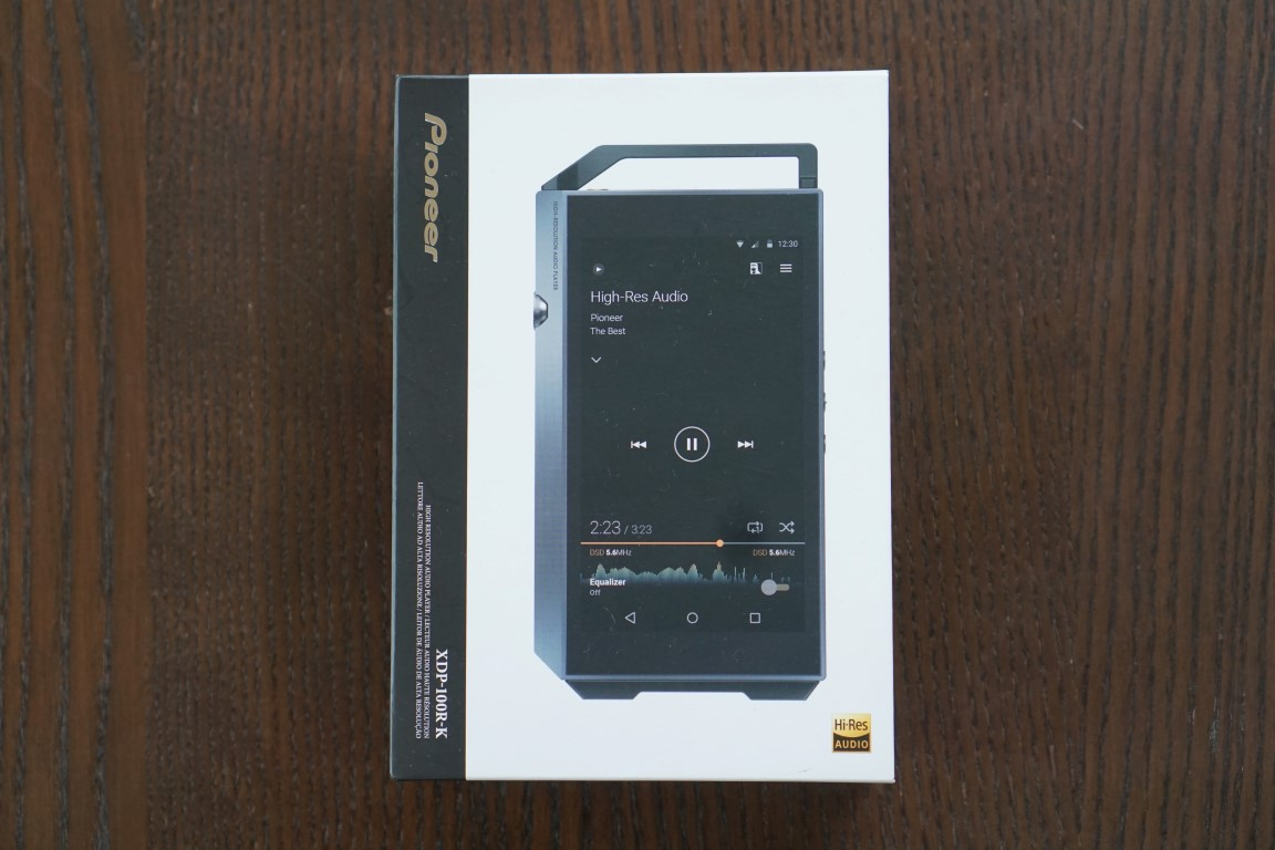 Review: Pioneer XDP-100R