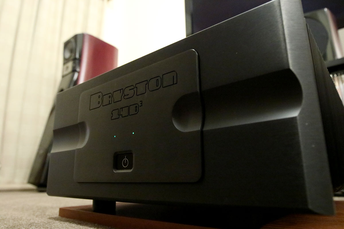 Bryston 14B3 Stereo Amplifier