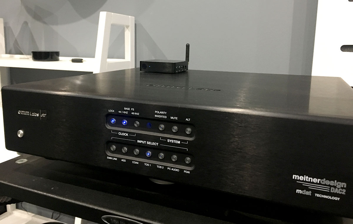 iEast SoundStream Pro EMM Labs DAC2X