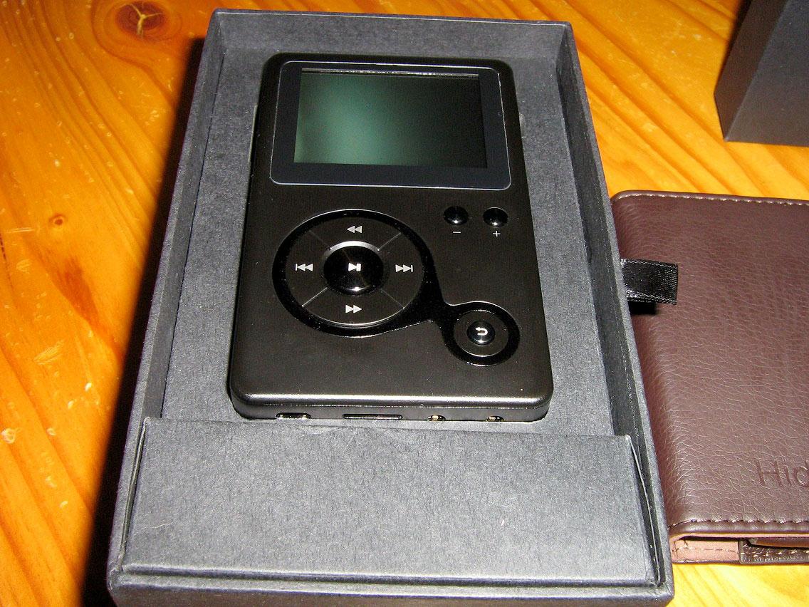 Hidizs AP100 Media Player