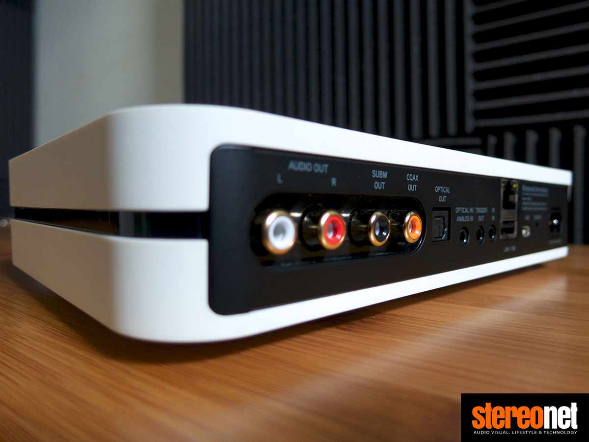 Reviewed: Bluesound Node 2