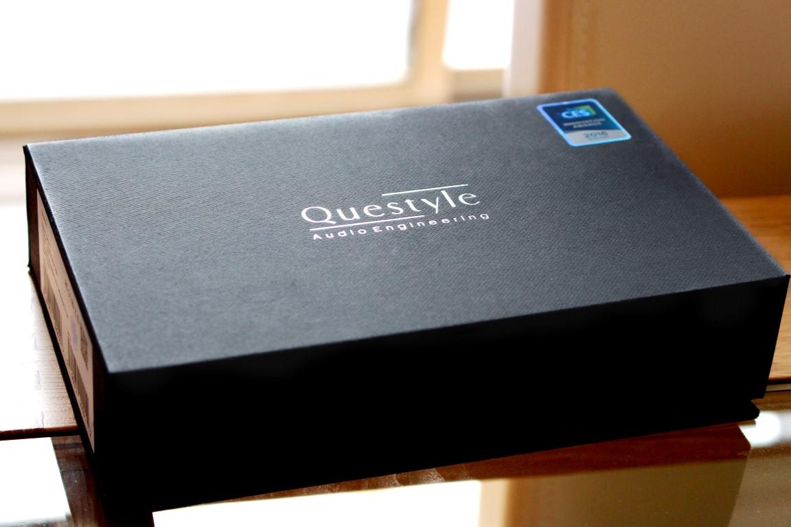 Questyle QP1r Digital Audio Player Box