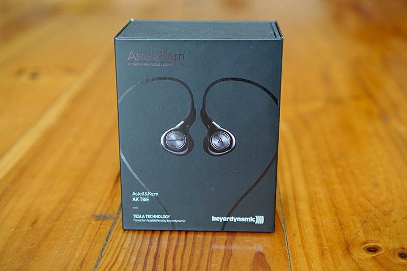 Reviewed: Astell&Kern T8ie In Ear Monitors