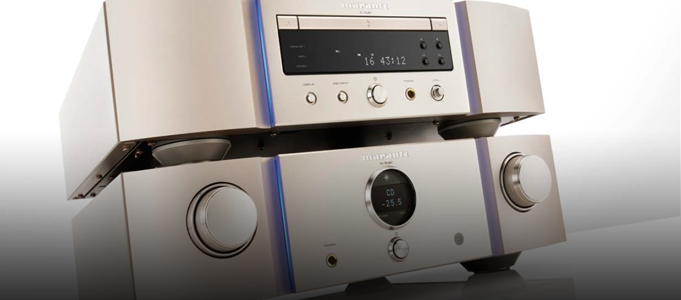 MARANTZ LANDS ISHIWATA 40TH ANNIVERSARY SACD PLAYER AND AMPLIFIER