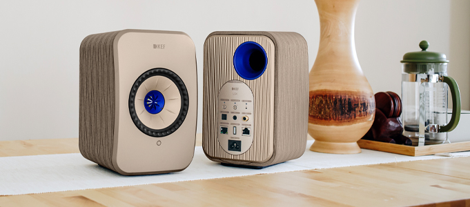 KEF LSX Soundwave Limited Edition Available Now