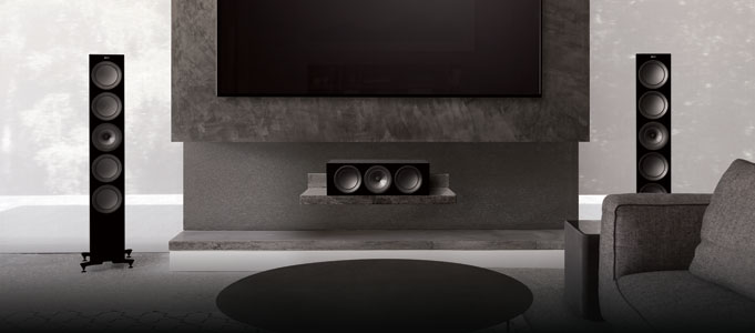 KEF R SERIES 2018 LOUDSPEAKER RANGE AVAILABLE THIS MONTH