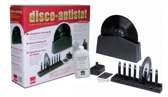 Disco Antitat Record Cleaner