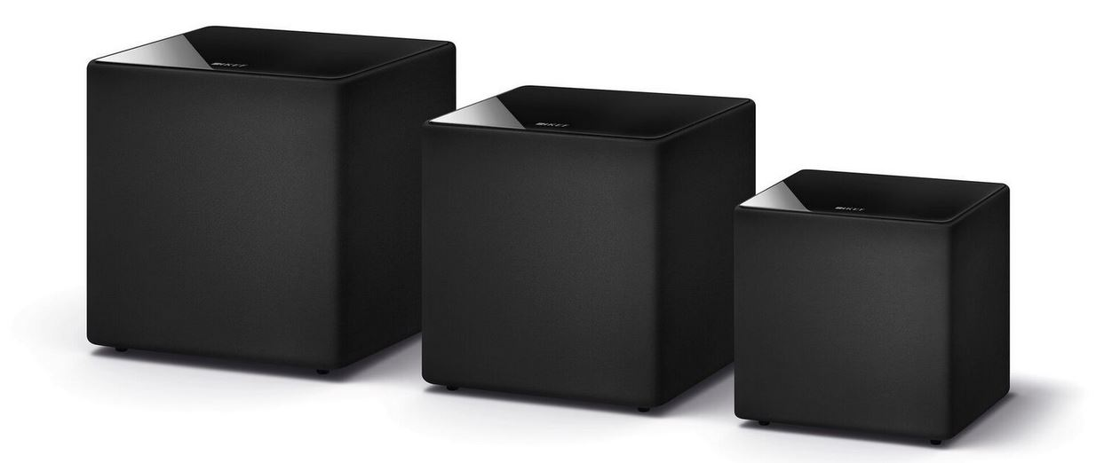 KEF Kube Subwoofers