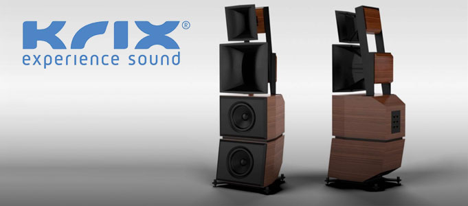 KRIX REVEALS ITS ACTIVE PASSION AT THIS YEARS HIFI SHOW