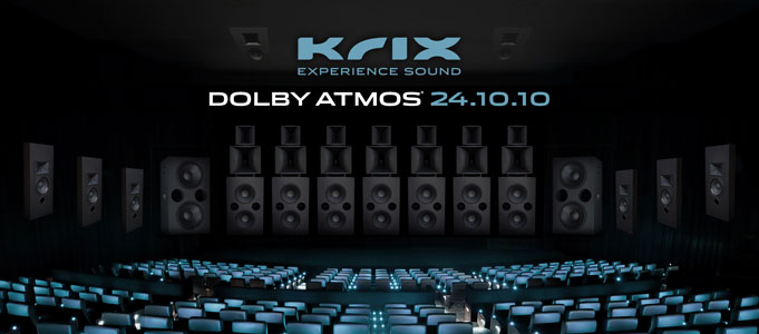 Experience a World-First Krix Dolby Atmos Demo at the Melbourne
