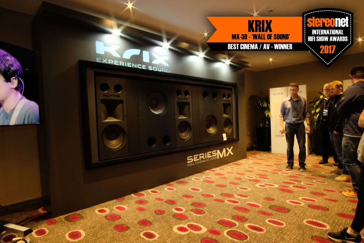 Krix- Wall of Sound- MX-30 - Winner
