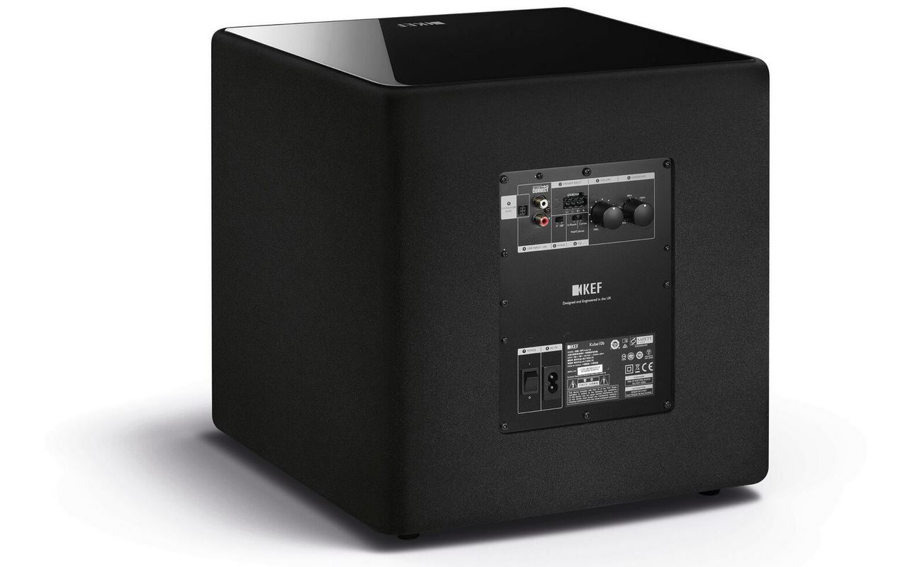 Half Price KEF Kube Subwoofer for LS50 Wireless Speaker