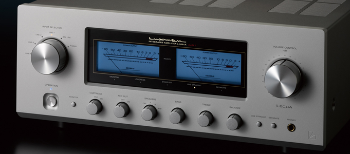 REVIEW: LUXMAN L-505UXII INTEGRATED AMPLIFIER