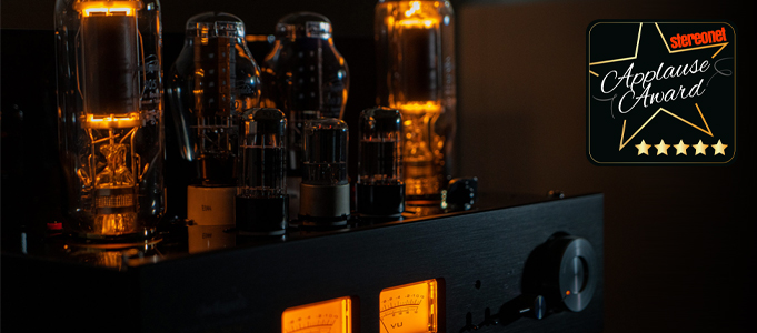 Line Magnetic LM-805iA Integrated Amplifier Review