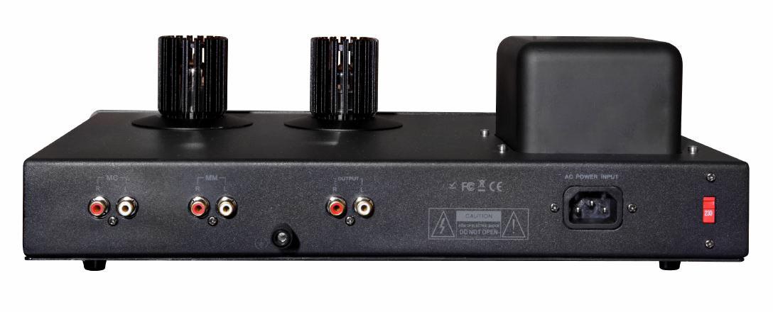 Dared Audio LP-100 Phono Pre-amplifier Review