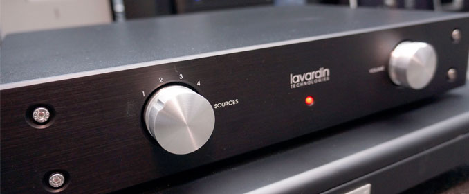 Lavardin Technologies Model IS Integrated Amplifier