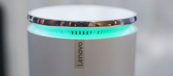 Voice Control Heats Up with Lenovo's Smart Assistant