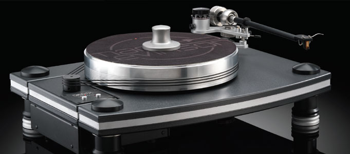 MARK LEVINSON'S FIRST TURNTABLE NOW AVAILABLE