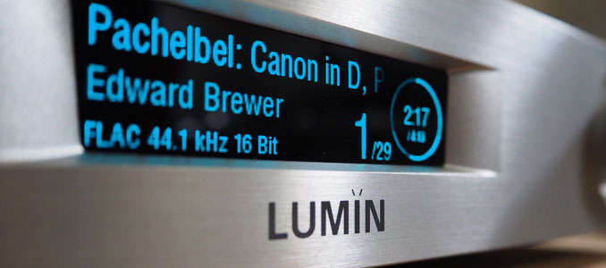 LUMIN M1 STREAMING AMPLIFIER REVIEW