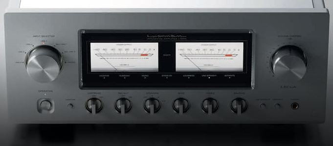 HAPPY NEW YEAR FROM LUXMAN WITH THE L-509X INTEGRATED AMPLIFIER