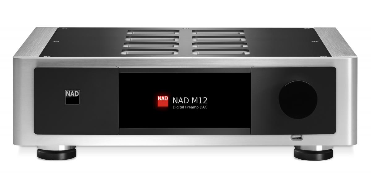 Review: NAD Master M12 / M22