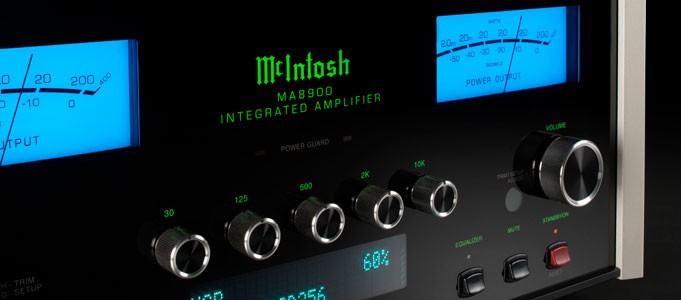 McIntosh MA8900 Integrated Amplifier Review | - StereoNET