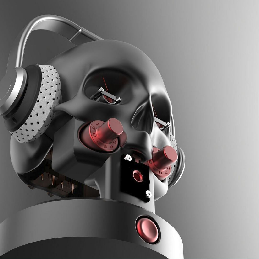 Metaxas Marquis Headphone Amplifier