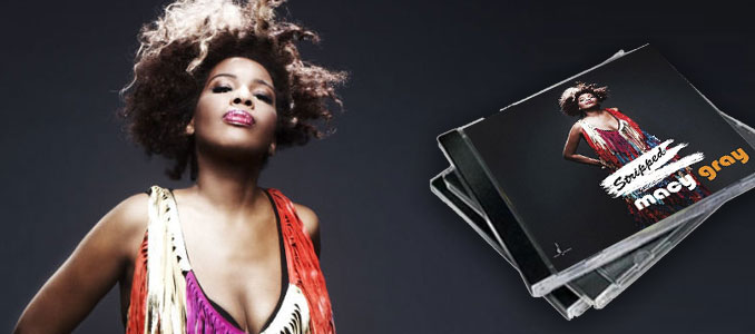 MUSIC REVIEW: Macy Gray - Stripped