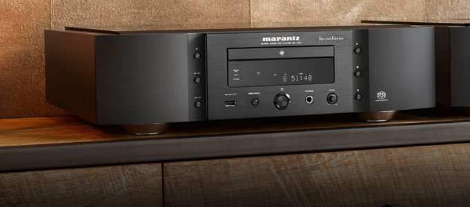 Marantz SA-14S1 Special Edition SACD Player Review