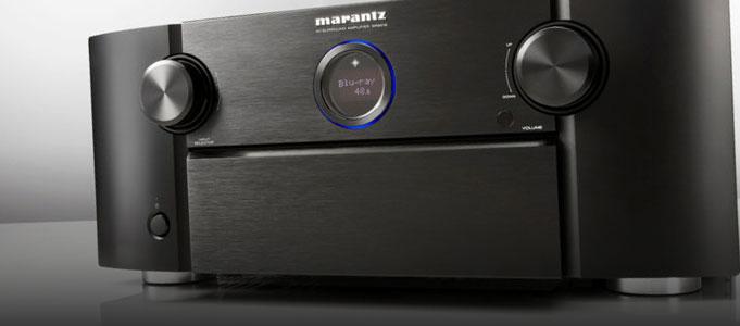 Marantz SR8012 11 2 Channel AV Amplifier Review | - StereoNET