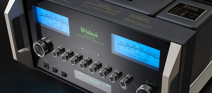 MCINTOSH'S MOST POWERFUL INTEGRATED AMPLIFIER ON ITS WAY