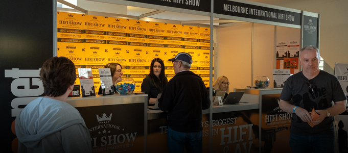 SHOW COVERAGE: 2018 MELBOURNE INTERNATIONAL HI-FI SHOW