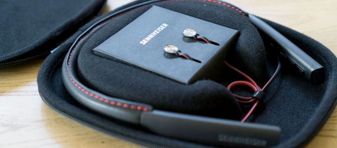 REVIEW: SENNHEISER MOMENTUM WIRELESS IN-EAR HEADPHONES