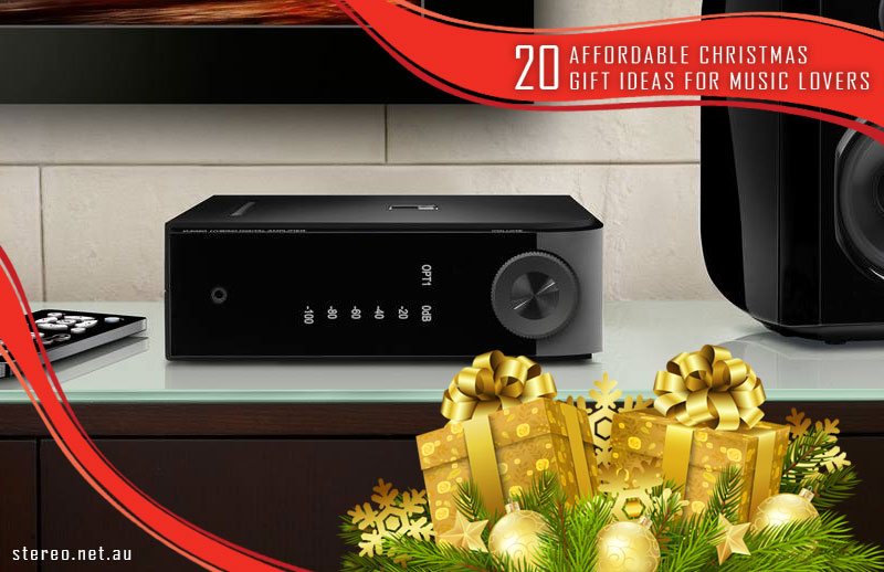 20 Affordable Christmas Gift Ideas for Music Lovers