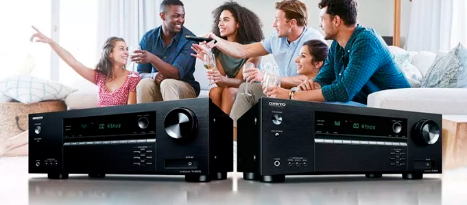 ONKYO FRESHENS UP ENTRY-LEVEL AV RECEIVER LINE-UP