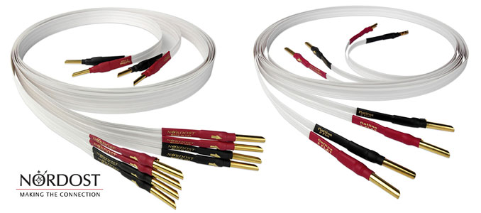 Nordost Release Flat Speaker Cables For Custom