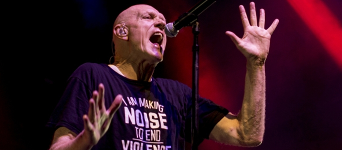 REVIEW: MIDNIGHT OIL ARE ONE OF AUSTRALIA'S GREATEST BANDS