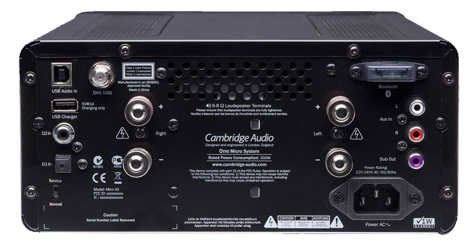 Cambridge Audio One